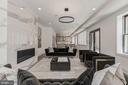 Open Floor Plan - 17 FREDERICK DOUGLASS CT NE, WASHINGTON