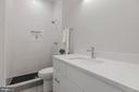 Third Full Bathroom - 17 FREDERICK DOUGLASS CT NE, WASHINGTON