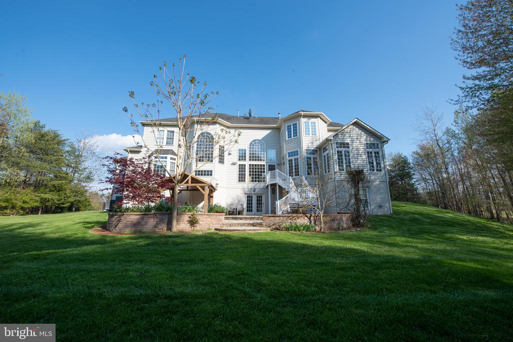 3.5 acres of land - 27531 PADDOCK TRAIL PL, CHANTILLY