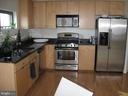 Kitchen - 1117 10TH ST NW #504, WASHINGTON