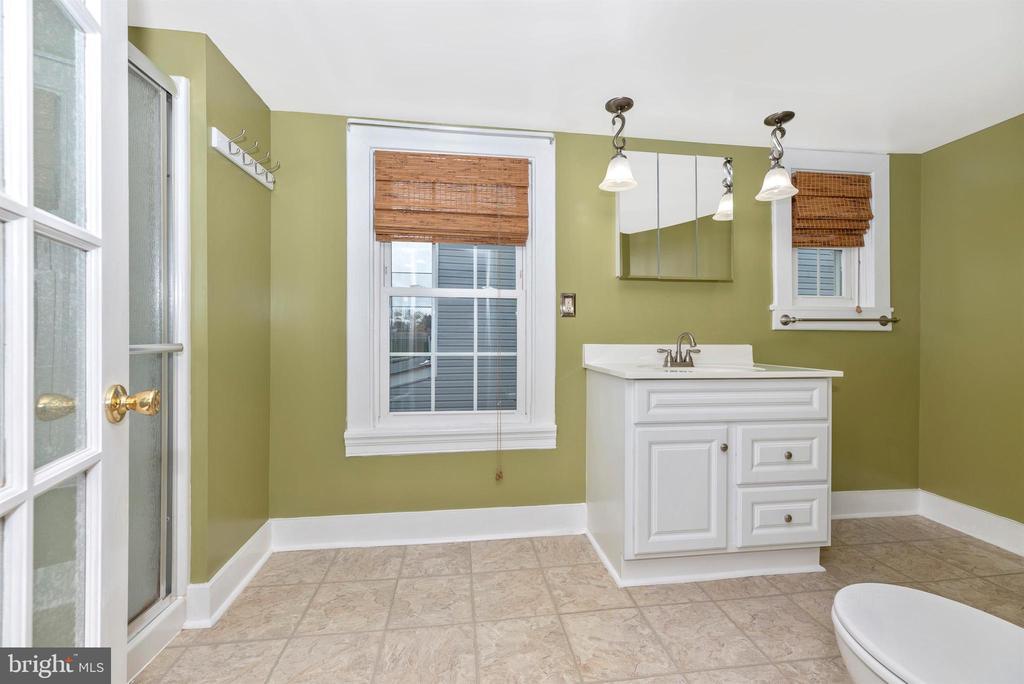 Bathroom updated in 2011 - 116 S JEFFERSON ST, FREDERICK