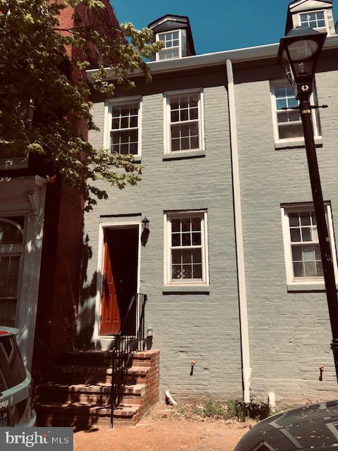 408 GEORGE Street  Baltimore, Maryland 21201 Stati Uniti