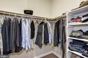 Master closet #2 walk in - 40989 GRENATA PRESERVE PL, LEESBURG