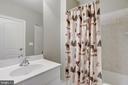 En Suite full bathroom with Bedroom #2 - 40989 GRENATA PRESERVE PL, LEESBURG