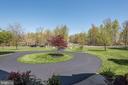Circular driveway - 40989 GRENATA PRESERVE PL, LEESBURG