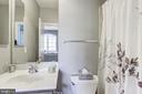 En Suite full bathroom with Bedroom #3 - 40989 GRENATA PRESERVE PL, LEESBURG