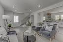 Living Room - 3701 SOUTH DAKOTA AVE NE, WASHINGTON