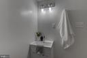 Bathroom - 3701 SOUTH DAKOTA AVE NE, WASHINGTON