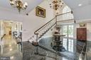 Foyer - 11517 HIGHLAND FARM RD, POTOMAC