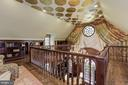 Loft  Level - Two-Story Library - 11517 HIGHLAND FARM RD, POTOMAC