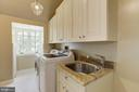 Upper Level - Laundry - 11517 HIGHLAND FARM RD, POTOMAC