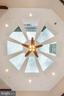 Vaulted Pyramid Skylights - 24 BRETT MANOR CT, COCKEYSVILLE