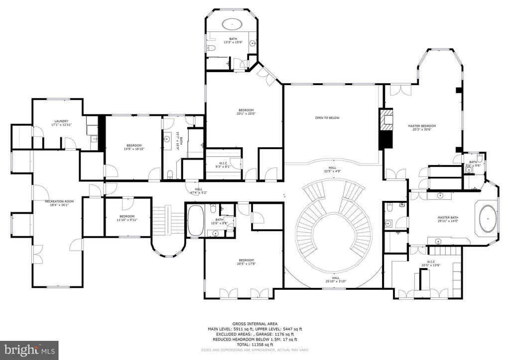 Floor Plan - 24 BRETT MANOR CT, COCKEYSVILLE