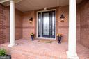 Front Porch - 11504 PEGASUS CT, UPPER MARLBORO