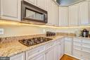 Upgraded Cabinetry and Under Cabinet Lighting - 1911 LOGAN MANOR DR, RESTON