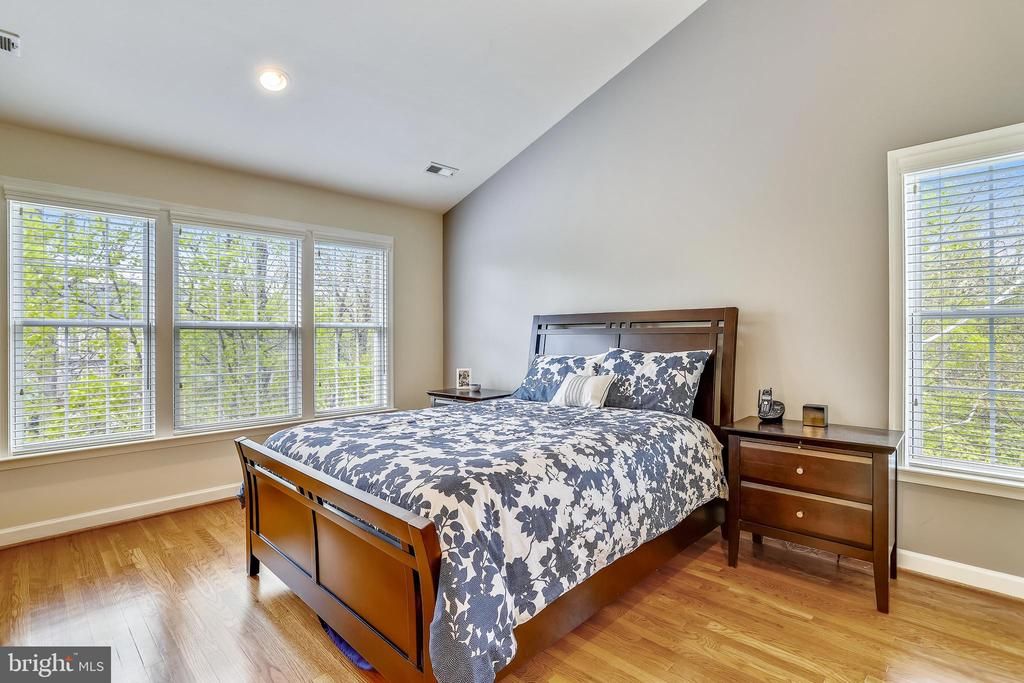 Master Suite Cathedral Ceiling & Extra Side Window - 1911 LOGAN MANOR DR, RESTON