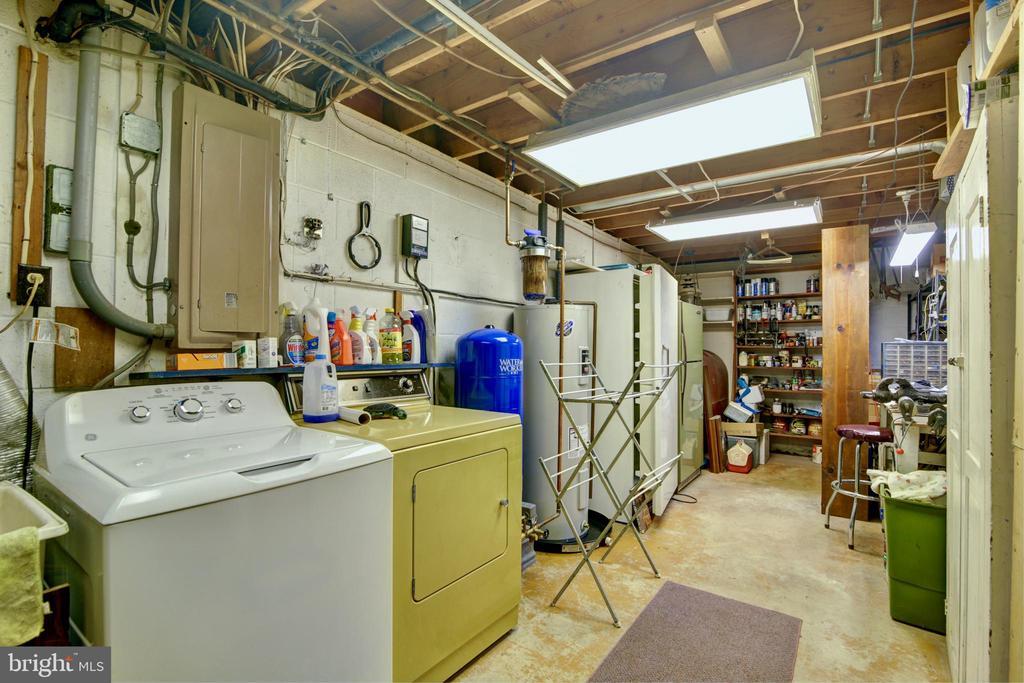 Basement - 14460 MILLTOWN RD, LOVETTSVILLE