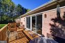Watch the wildlife from your deck! - 14460 MILLTOWN RD, LOVETTSVILLE