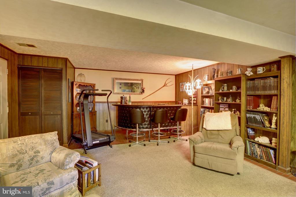 Family Room - 14460 MILLTOWN RD, LOVETTSVILLE