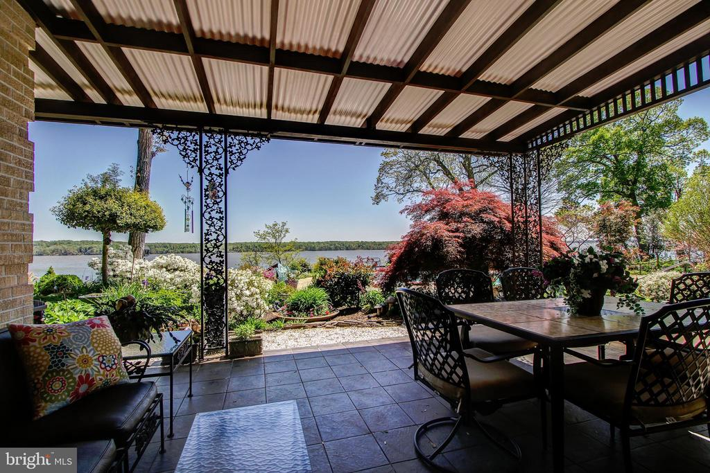 Panoramic Water Views of the Potomac Year-Round! - 3905 BELLE RIVE TER, ALEXANDRIA