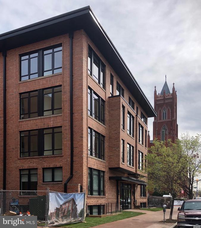 Actual April 2020 photo. Almost finished! - 801 N NW #T-04, WASHINGTON