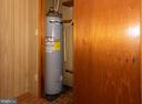 New water heater - 12011-A KEYMAR RD, KEYMAR