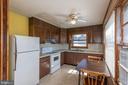 In Law  kitchen - 12011-A KEYMAR RD, KEYMAR