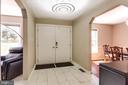 Foyer - 4622 CLAYTON RD, WALDORF