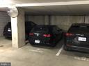 Parking space on 1st level (P1) - near elevator - 1117 10TH ST NW #504, WASHINGTON