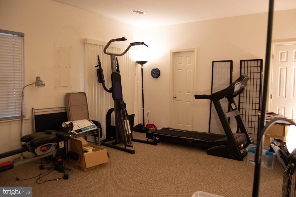2019 Rec room/gym/storage - 6587 KIERNAN CT, ALEXANDRIA