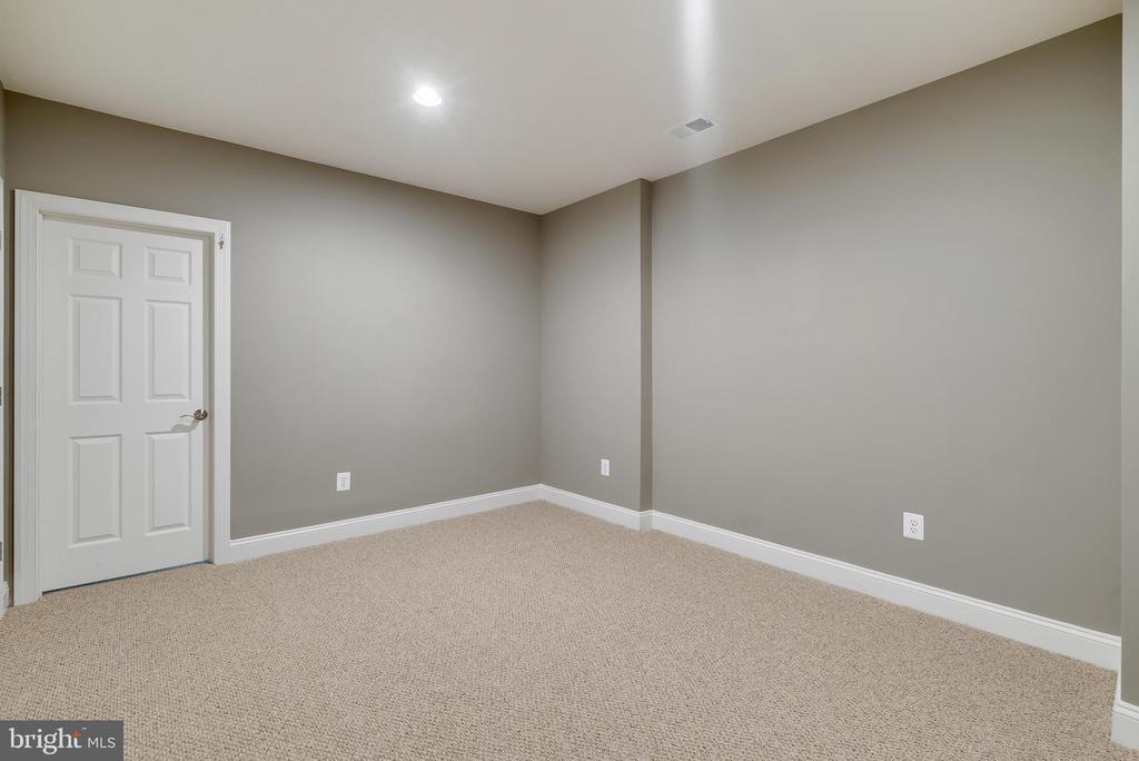 Lower Level Office/Study/Bonus Room - 24020 LACEYS TAVERN CT, ALDIE