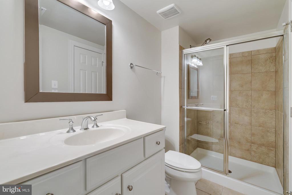 Lower Level Bathroom #6 - 24020 LACEYS TAVERN CT, ALDIE