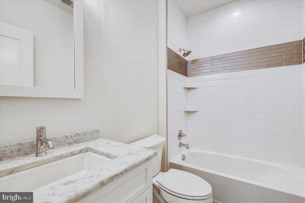 3rd Bedroom Bath - 5100 FAIRGLEN LN, CHEVY CHASE