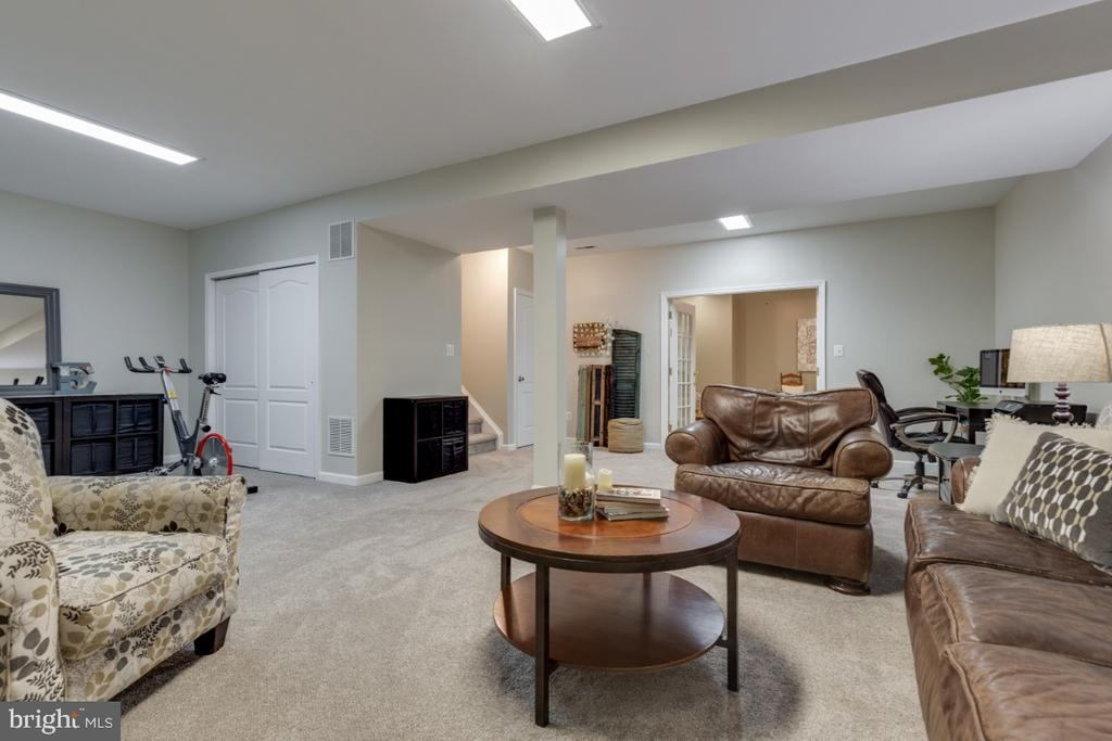 Great Rec Room - 43609 DUNHILL CUP SQ, ASHBURN