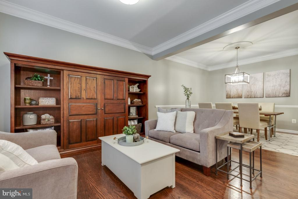 Great Living Room - 43609 DUNHILL CUP SQ, ASHBURN