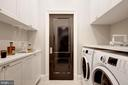 Lower Laundry Room - 1639 35TH ST NW, WASHINGTON