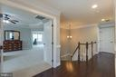Upstairs view - 25916 SYCAMORE GROVE PL, ALDIE