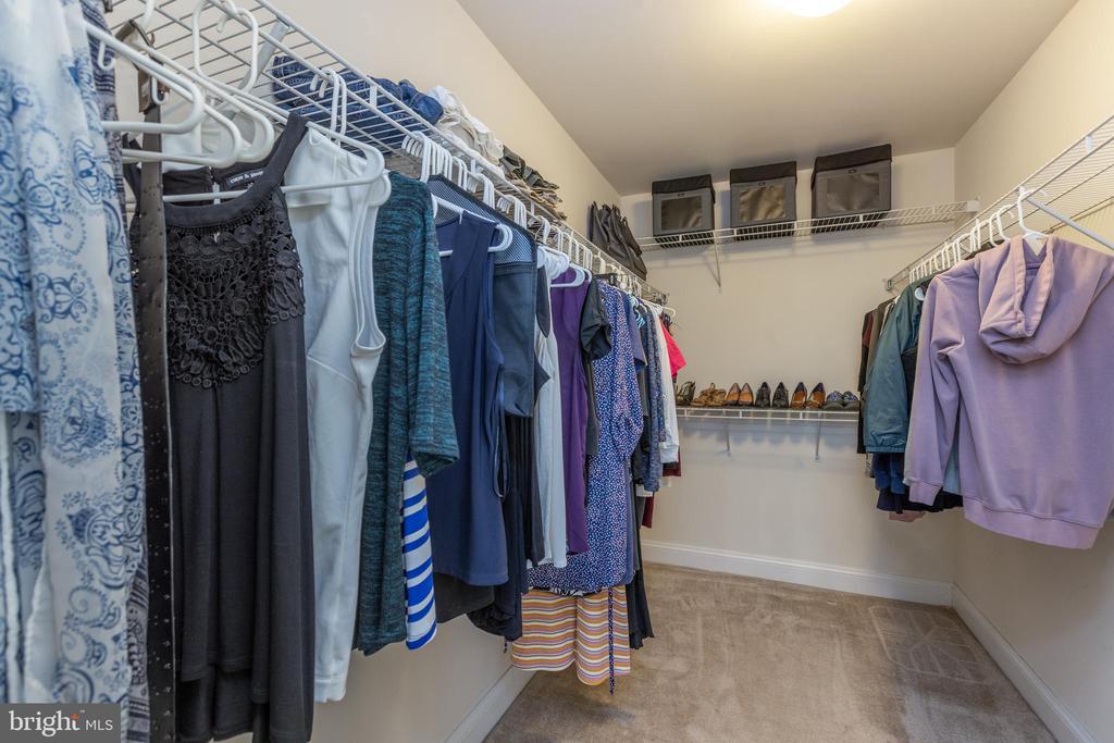 Master Closet #2 - 25916 SYCAMORE GROVE PL, ALDIE