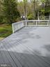 Back deck - 109 PARLIAMENT ST, LOCUST GROVE