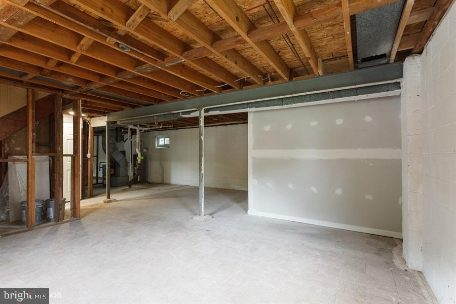Basement - 413 MILLWOOF DR, CAPITOL HEIGHTS