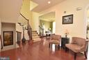 Main Stairwell - 60 SNAPDRAGON DR, STAFFORD