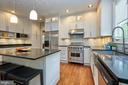 Stainless Steel Appliances - 5809 MAGNOLIA LN, FALLS CHURCH