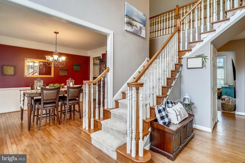 Entertaining for large or small - 17720 CRICKET HILL DR, GERMANTOWN