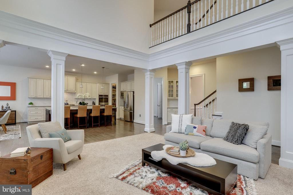 Perfect blend of luxury and function - 1381 BISHOP CREST CT, ALEXANDRIA
