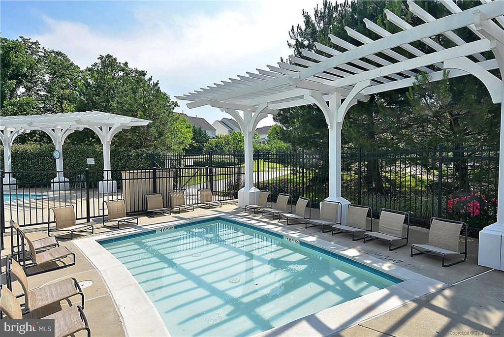 Quiet, relaxing pool options - 23378 NANTUCKET FOG TER, BRAMBLETON