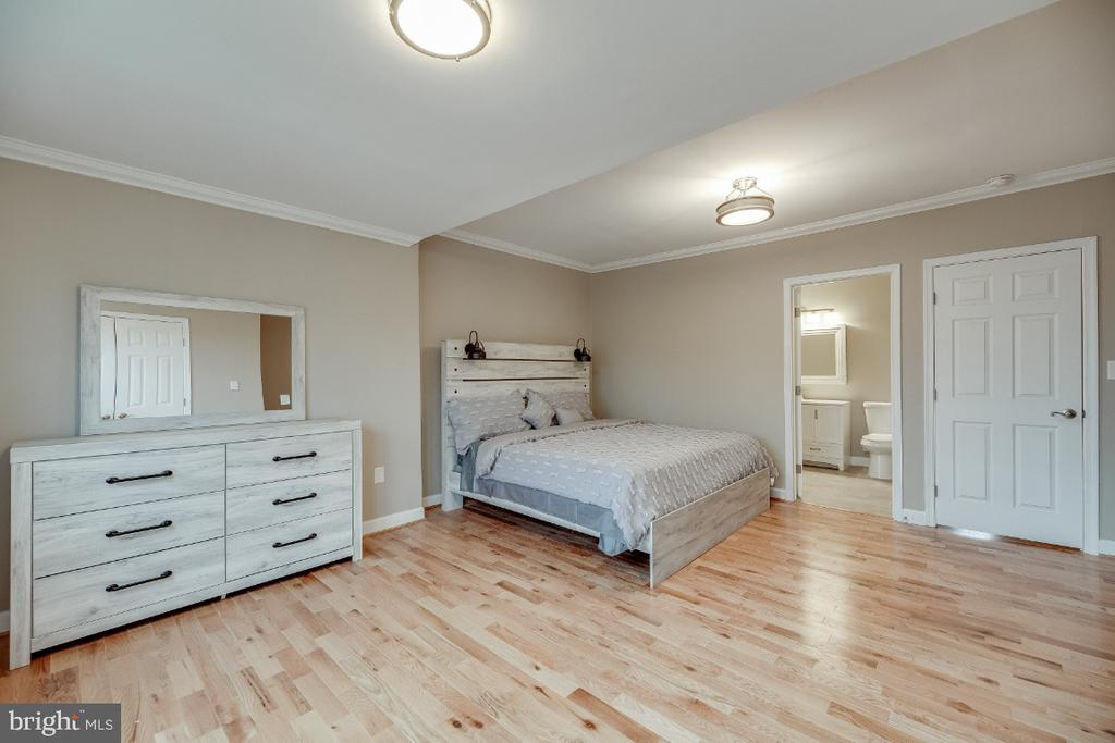 MASTER BEDROOM - 4923 4TH ST NW, WASHINGTON