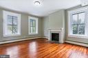 Original Hardwood Floors throughout - 122 S CHURCH ST, BERRYVILLE