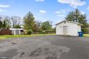 Paved Driveway - 122 S CHURCH ST, BERRYVILLE