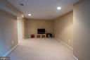 Large basement rec room - 29 BURNS RD, STAFFORD