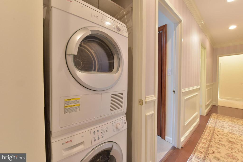 Washer/dryer in unit - 2801 NEW MEXICO AVE NW #1211, WASHINGTON